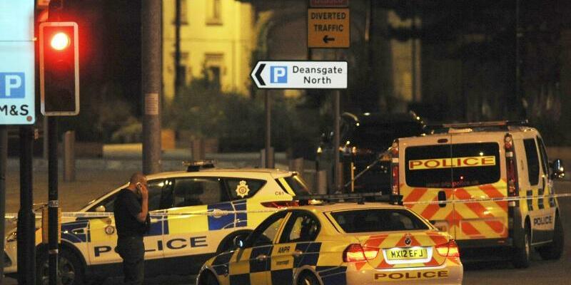 Tote bei Konzert in Manchester - Foto: Rui Vieira/AP/