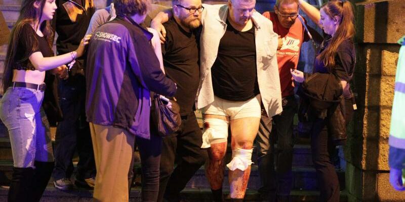 Tote bei Konzert in Manchester - Foto: Joel Goodman/London News Pictures via ZUMA