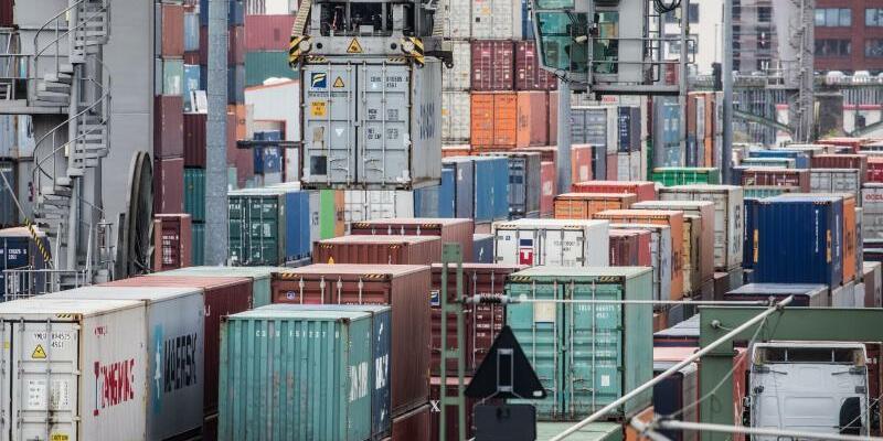 Containerbahnhof - Foto: Frank Rumpenhorst