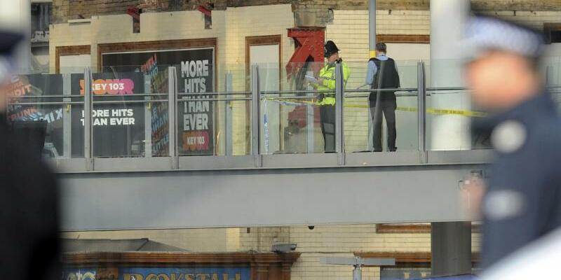 Nach Anschlag in Manchester - Foto: Rui Vieira