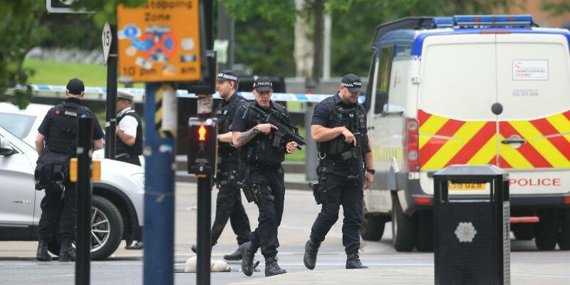 Nach Anschlag in Manchester - Foto: Danny Lawson