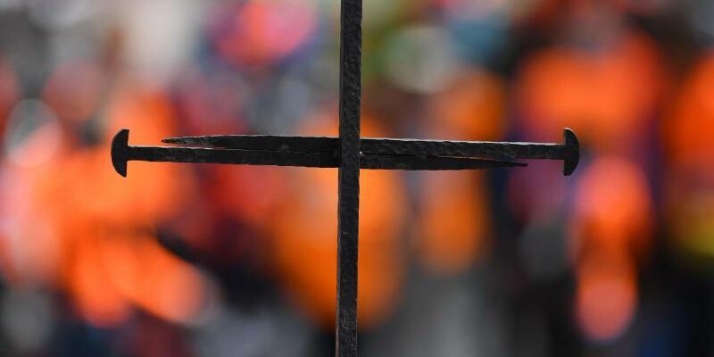 Ein Nagelkreuz - Foto: Ralf Hirschberger