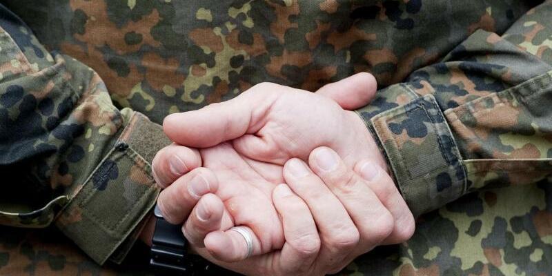 Soldat - Foto: Robert Schlesinger