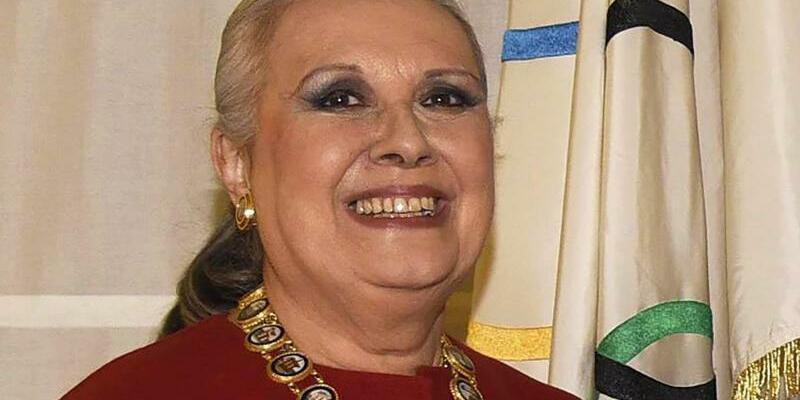 Laura Biagiotti - Foto: Giorgio Onorati