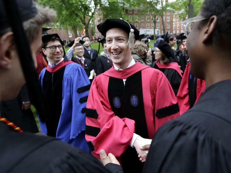 Mark Zuckerberg - Foto: Steven Senne