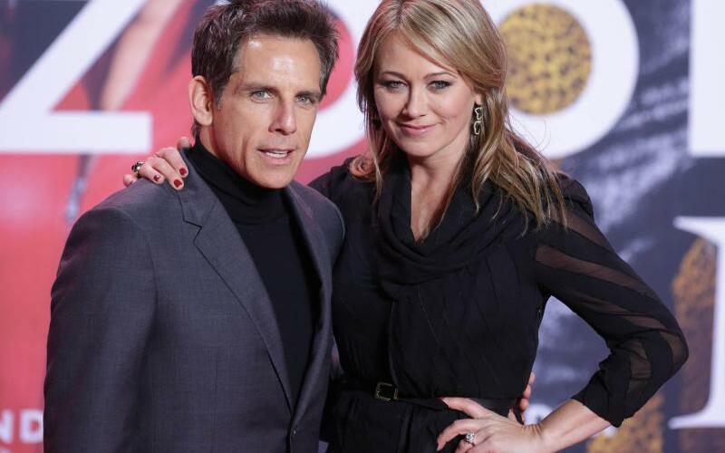 Ben Stiller und Christine Taylor - Foto: Ben Stiller und Christine Taylor haben sich getrennt. Foto:Jörg Carstensen