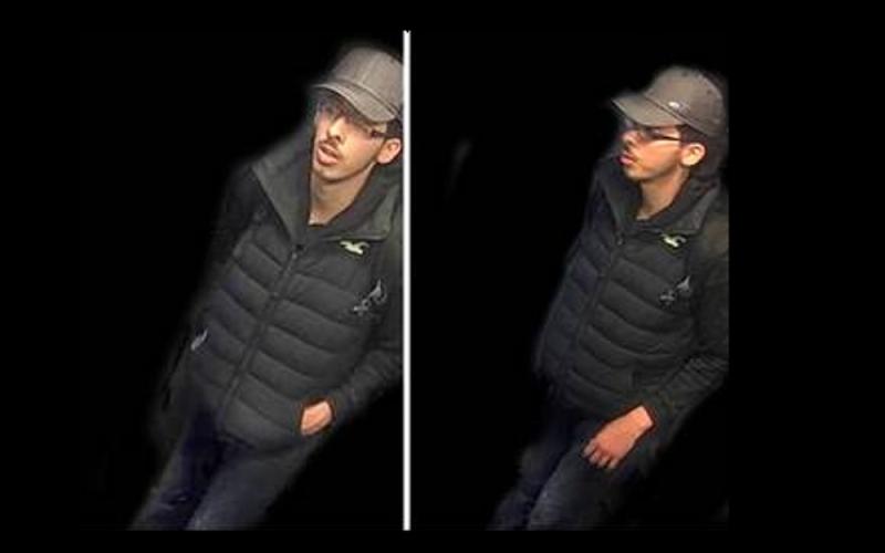 Manchester-Attentäter Salman Abedi - Foto: Text: über dts Nachrichtenagentur