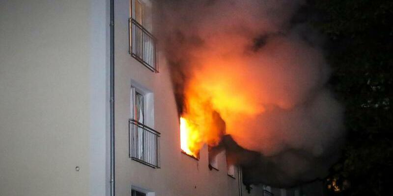 Explosion - Foto: Nordpresse Mediendienst
