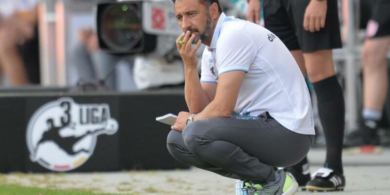Löwen-Coach - Foto: Timm Schamberger