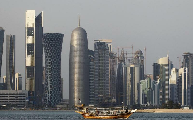 Skyline von Doha - Foto: Saurabh Das/Archiv