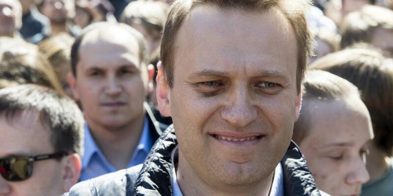 Alexej Nawalny - Foto: Pavel Golovkin/Archiv
