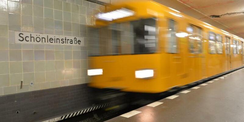 U-Bahnhof Schönleinstraße - Foto: Paul Zinken