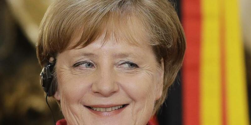 Merkel - Foto: Natacha Pisarenko