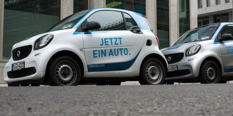 Carsharing in Deutschland - Foto: Bernd von Jutrczenka