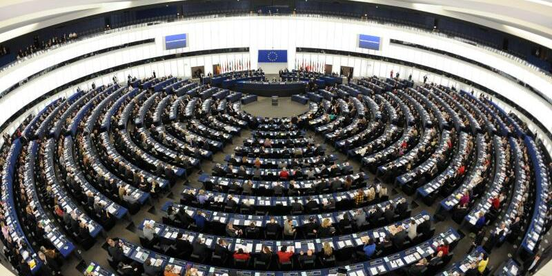 Europa-Parlament - Foto: Patrick Seeger/Illustration