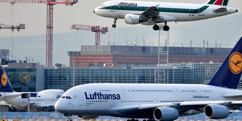 Airbus A380 - Foto: Marc Tirl