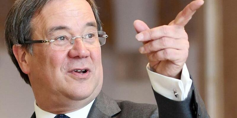 CDU-Landeschef ArminLaschet - Foto: Tobias Hase