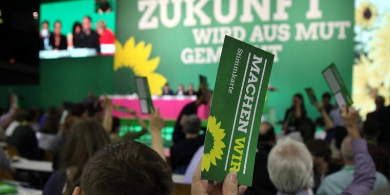 Grünen-Bundesdelegiertenkonferenz 2017 - Foto: über dts Nachrichtenagentur