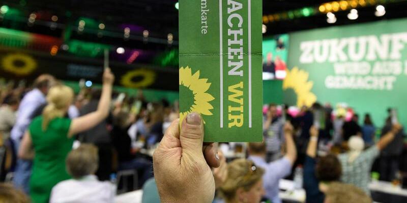 Grünen-Bundesparteitag - Foto: Rainer Jensen