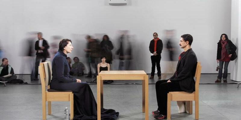 Abramovic-Retrospektive in Dänemark - Foto: Marco Anelli