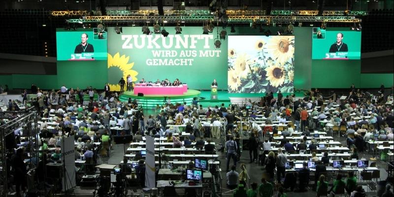 Grünen-Parteitag Juni 2017 - Foto: über dts Nachrichtenagentur