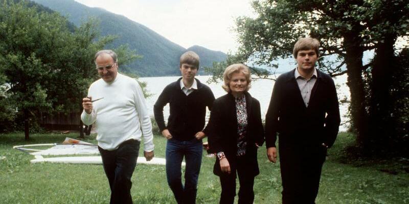 Familie Kohl - Foto: Heinz Wieseler
