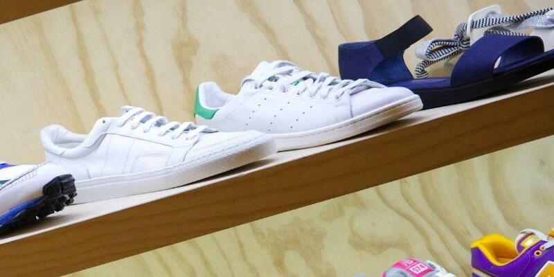 Sneakers - Foto: Jörg Carstensen