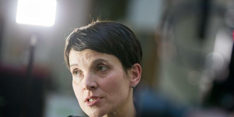 Frauke Petry - Foto: Kay Nietfeld/Archiv