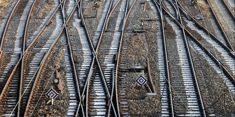 Gleise - Foto: über dts Nachrichtenagentur