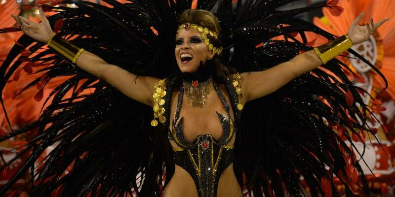 Karneval in Rio - Foto: Fernando Frezao/Agencia Brazil