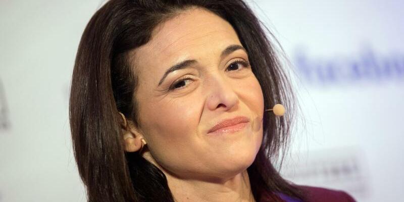 Sheryl Sandberg - Foto: Kay Nietfeld