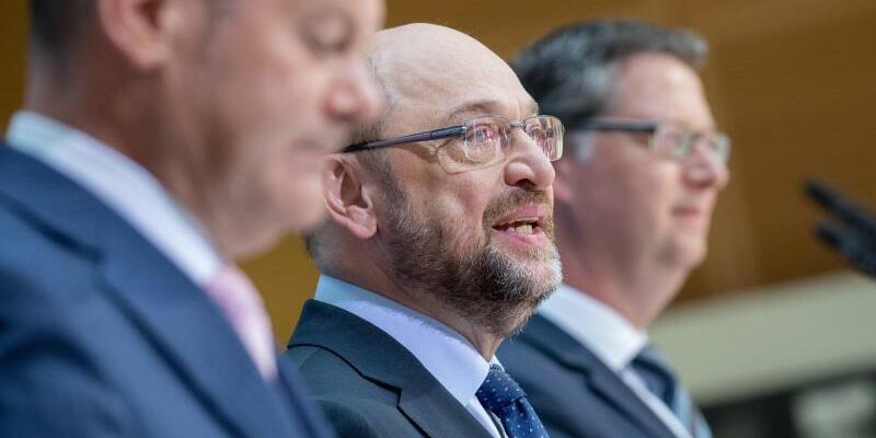 SPD-Trio - Foto: Kay Nietfeld
