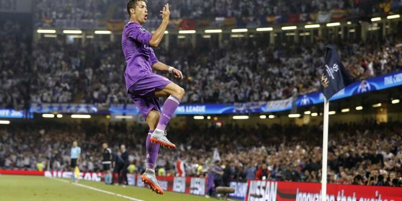Cristiano Ronaldo - Foto: Frank Augstein