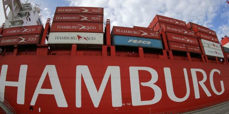 Reederei Hamburg Süd - Foto: Axel Heimken
