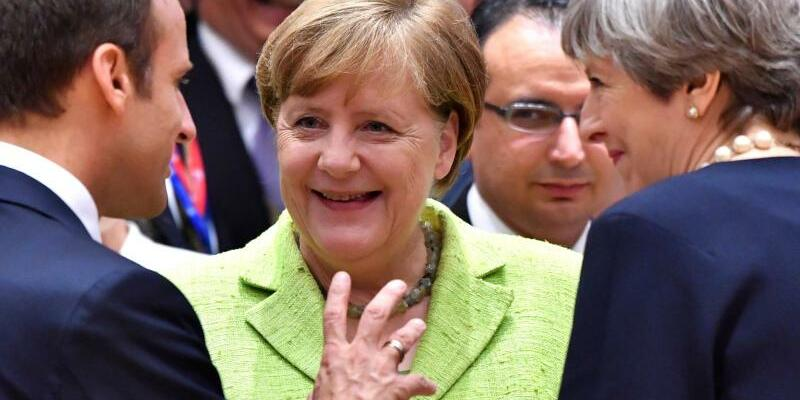 EU-Gipfel in Belgien - Foto: Geert Vanden Wijngaert