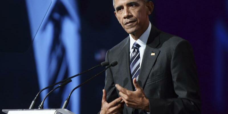 Barack Obama - Foto: Paul Chiasson/The Canadian Press/AP