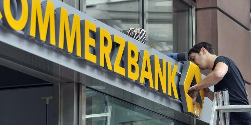 Commerzbank - Foto: Marius Becker