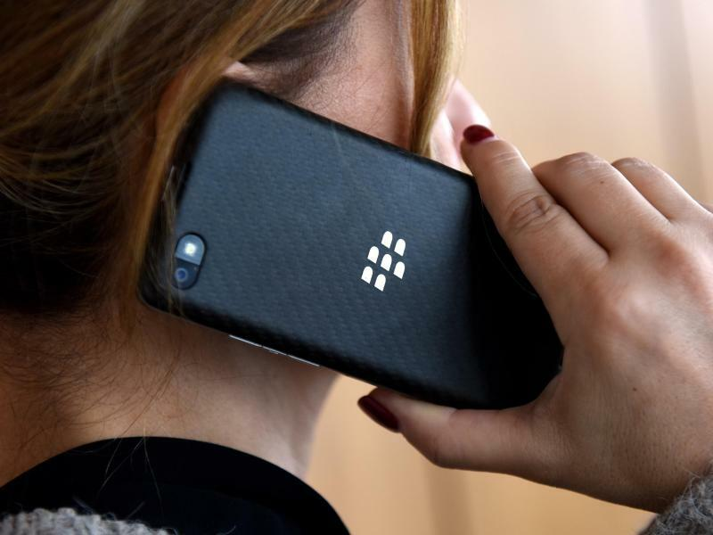 Blackberry - Foto: Caroline Seidel
