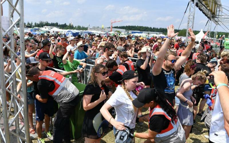 Southside-Festival - Foto: Felix Kästle