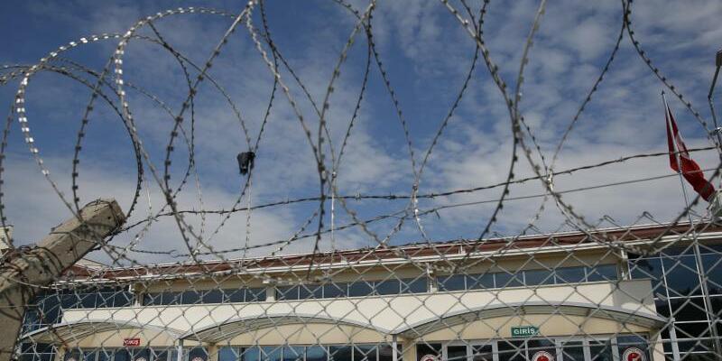 Türkisches Gefängnis - Foto: Lefteris Pitarakis
