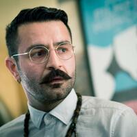 Iranischer Musiker Shahin Najafi - Foto: Auf dem Filmfest München wird ein Dokumentarfilm über Shahin Najafi vorgestellt. Foto:Alexander Heinl