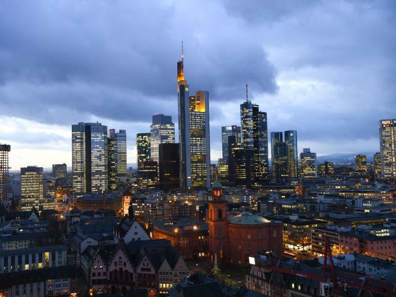 Frankfurt - Foto: Arne Dedert