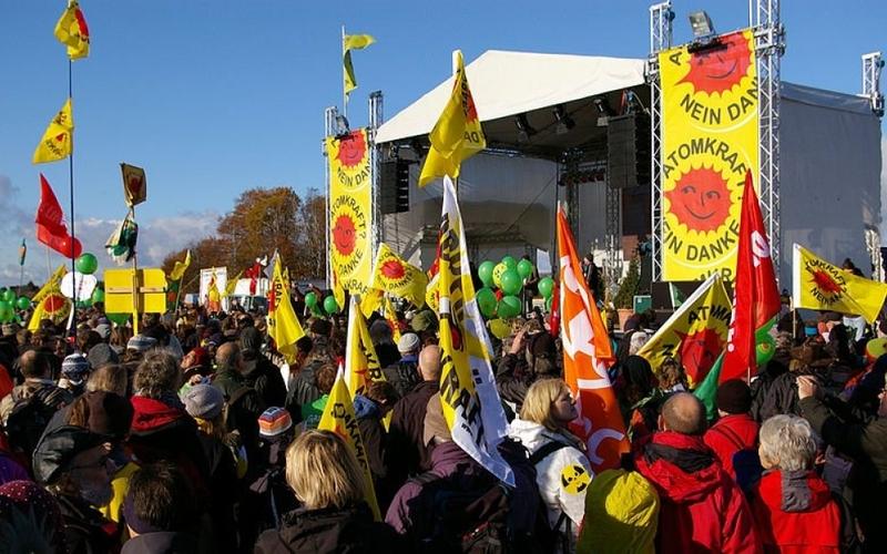 Castor-Protest - Foto: über dts Nachrichtenagentur