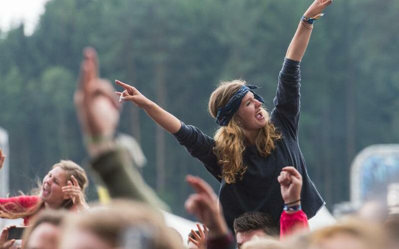 Musikfestival Hurricane - Foto: Sebastian Gollnow