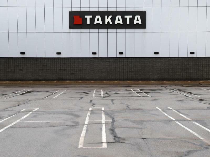 Takata - Foto: Paul Sancya