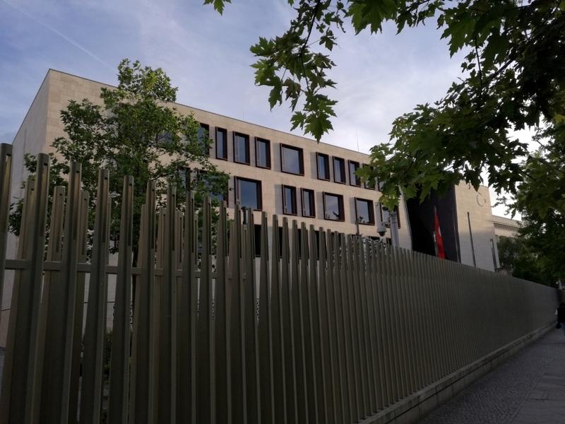 Botschaft der Türkei in Deutschland - Foto: über dts Nachrichtenagentur