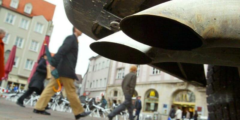 Debatte über Diesel-Fahrverbot - Foto: Karl-Josef Hildenbrand