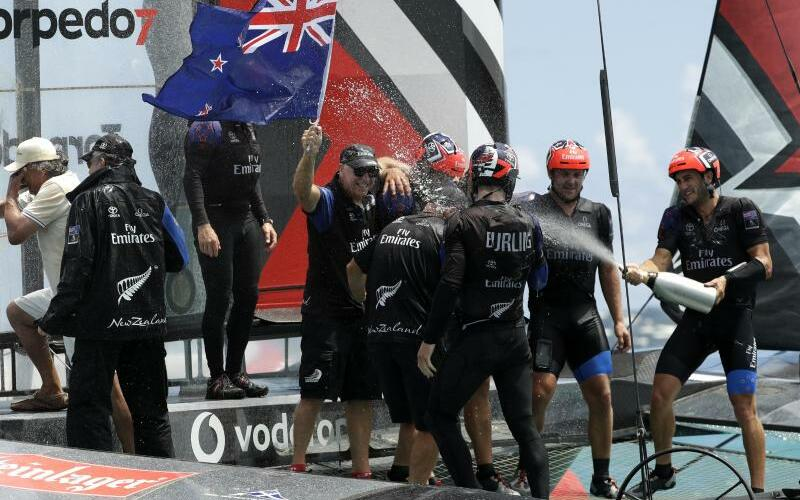 America's Cup - Foto: Gregory Bull