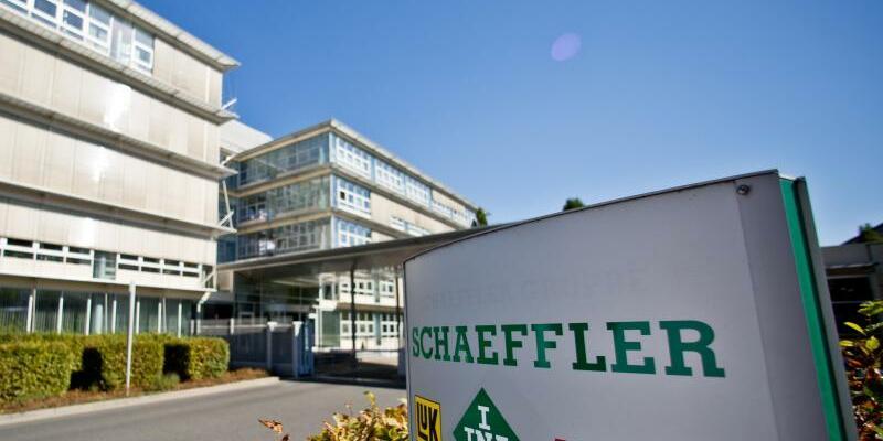 Schaeffler - Foto: Daniel Karmann