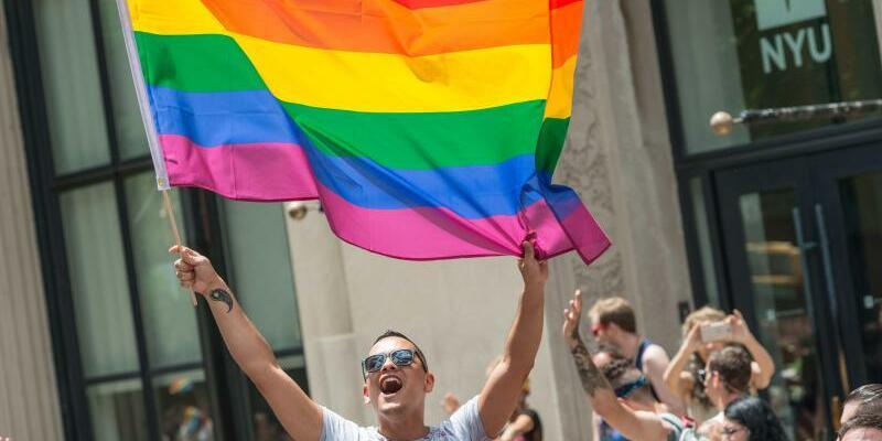 New York Gay Pride - Foto: Albin Lohr-Jones/Archiv